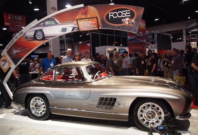 BASF Glasurit Mercedes 300SL