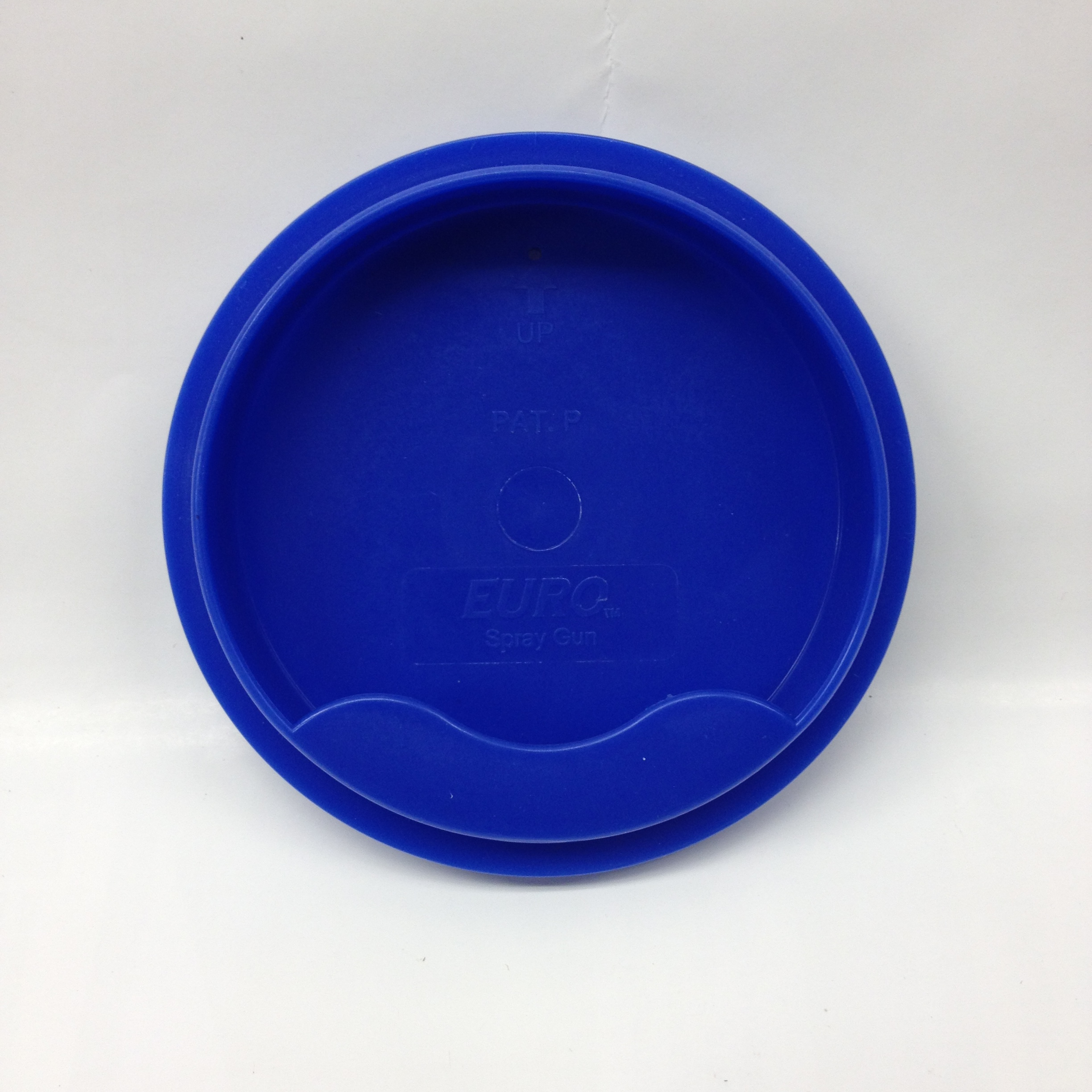 Euro 2209 Plastic Lid For Euro Gravity Feed Spray Gun Cups Free Shipping