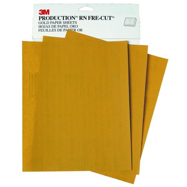Dry Sandpaper Sheets