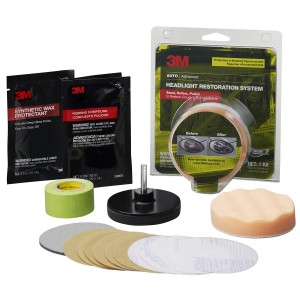 Headlight Lens Restoration Kits