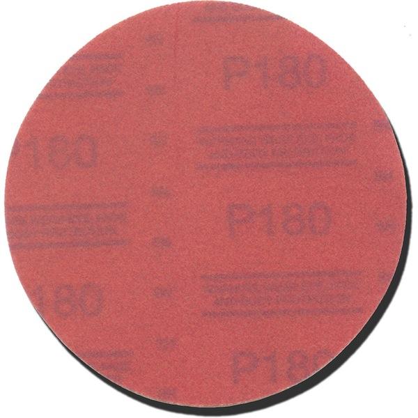 3M 01112 Stikit Red 6 P180 Grit Abrasive Disc 01112-6PK Pack of 6