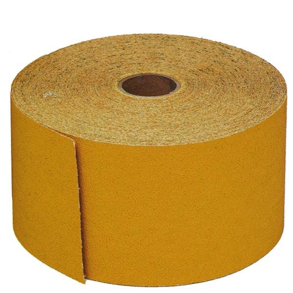 3m 02595 Stikit Psa Adhesive Gold Sheet Roll 180 Grit