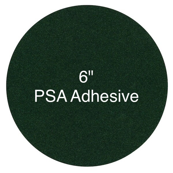 6 Inch Sanding Discs - PSA Adhesive Attachment