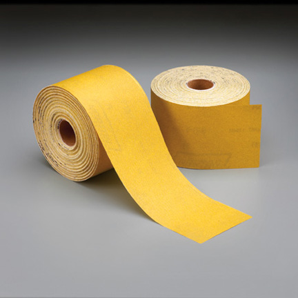 3m 01684 Stikit Psa Adhesive Red Abrasive Sheet Roll