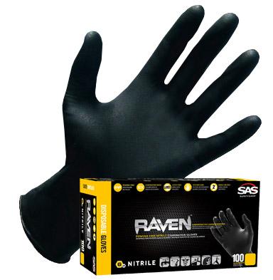 Automotive latex gloves